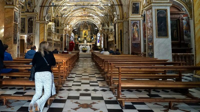 Madonna del Sasso in Locarno | © Georges Scherrer