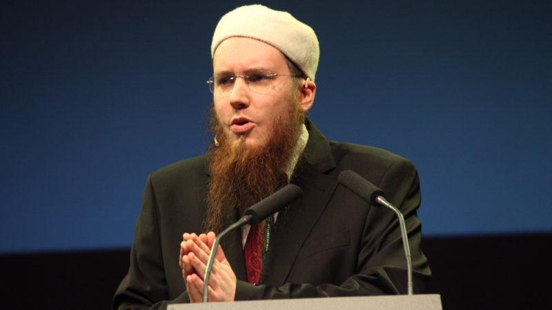 Nicolas Blancho, Präsident des Islamischen Zentralrats | © zVg