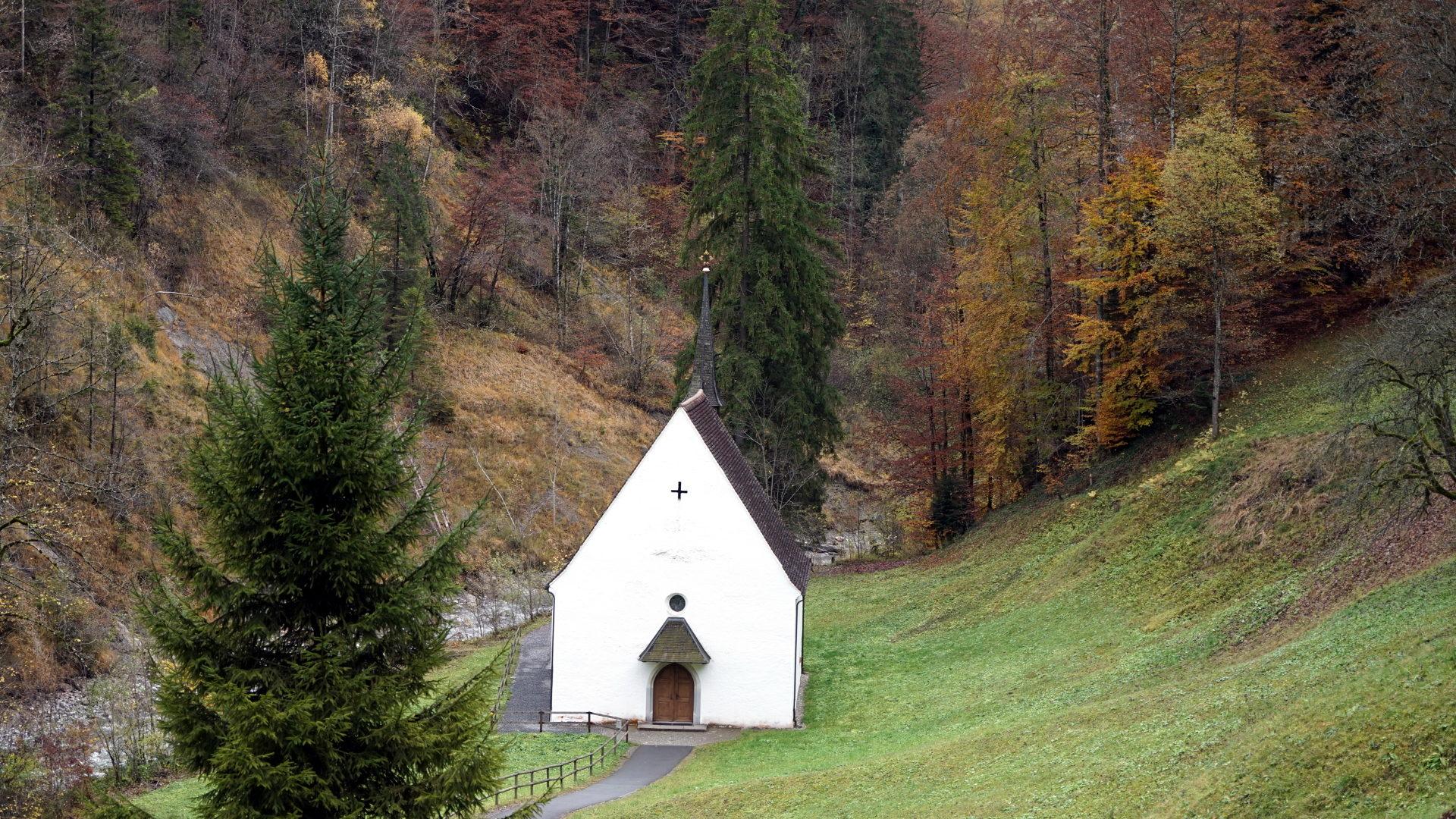 Untere Ranft-Kapelle | © Georges Scherrer