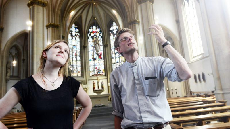 Der erfolgreiche Blog «Valerie und der Priester» | © Michael Bönte