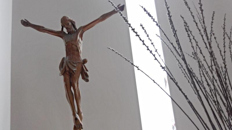 Gekreuzigter Jesus | © Michael Haderer, Flickr, CC0