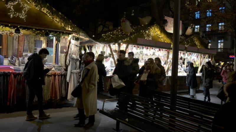 Weihnachtsmarkt Zürich | © Regula Pfeifer