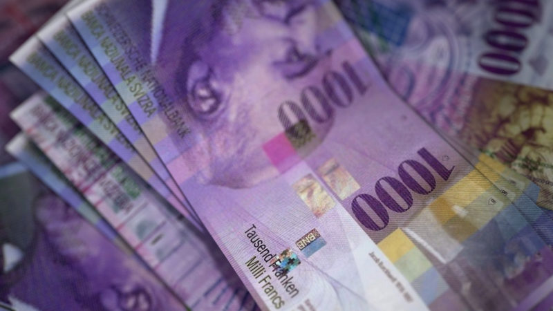 Schweizer Franken  | © pixabay.com