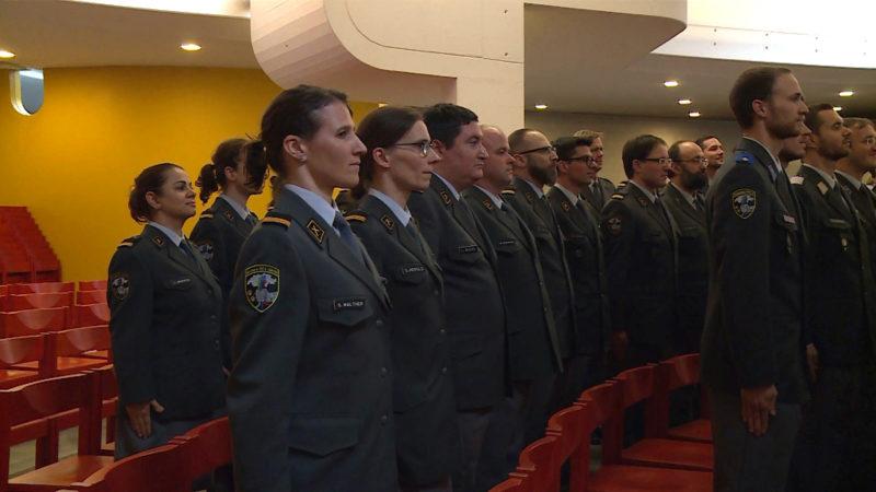Ernennungsfeier neuer Armeeseelsoger | © Hans Merrouche