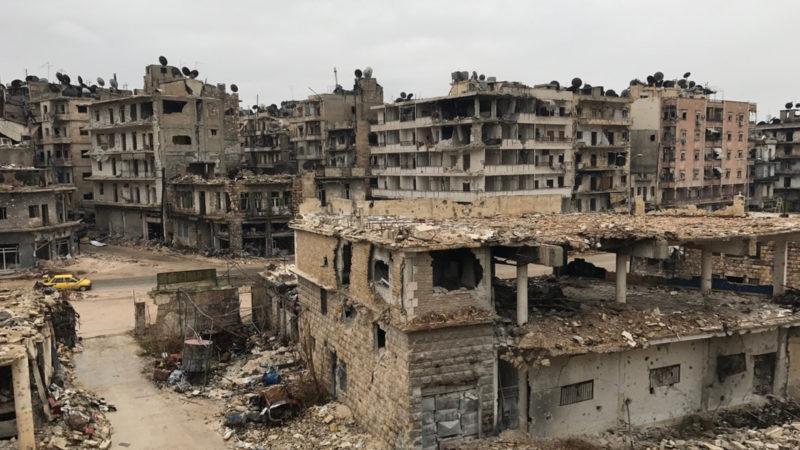 Aleppo | © Kirche in Not