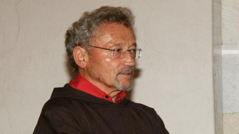 Ephrem Bucher, Kapuziner, Guardian im Kapuzinerkloster Mels SG | © Rolf Steiner