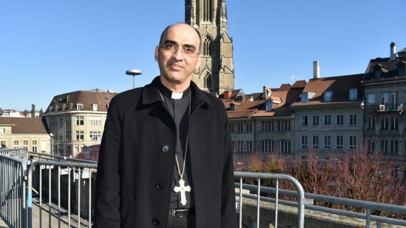 Saad Sirop, apostolischer Visitator für die chaldäischen Katholiken in Europa | © Jacques Berset