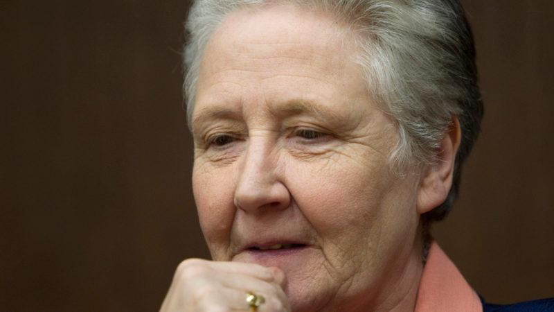Marie Collins, bis Februar 2017 Opfervertreterin in der vatikanischen Kinderschutzkommission | © Keystone