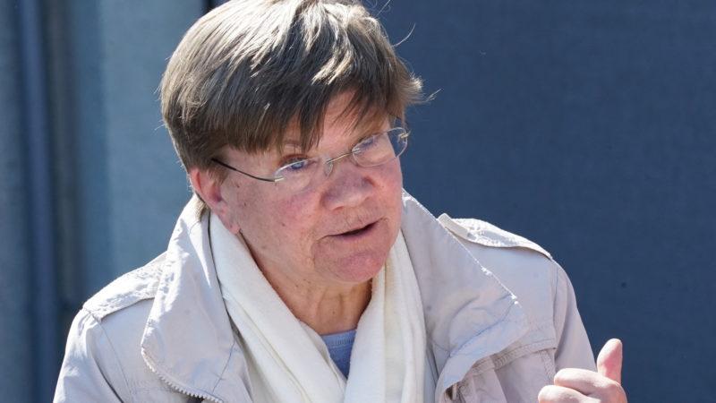 Martine Matthey, pensionierte Pfarrerin aus Anzère VS | © Vera Rüttimann