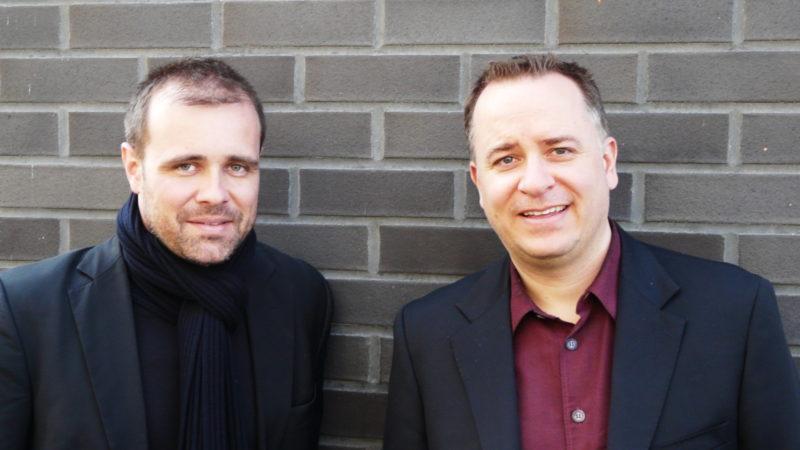 Andreas Rosar und Marco Schmid | © Sylvia Stam