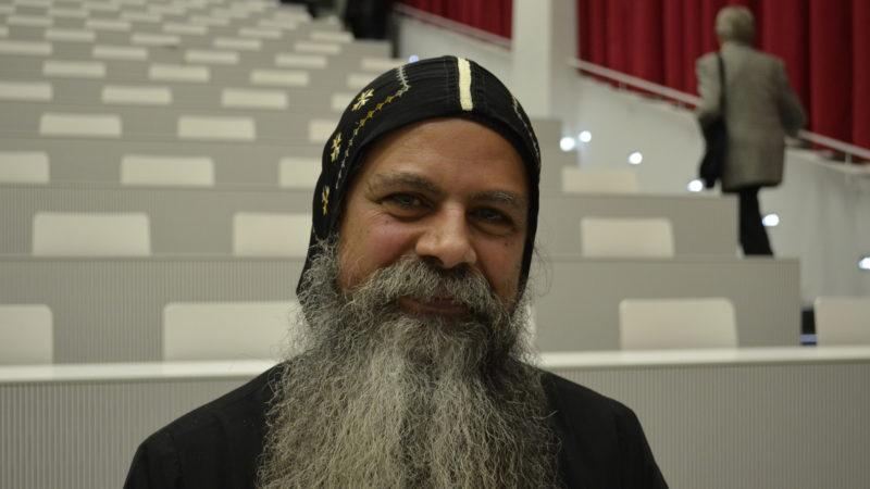 Isidorus El-Anba-Samuel, koptischer Priester in Dietlikon ZH  © Regula Pfeifer