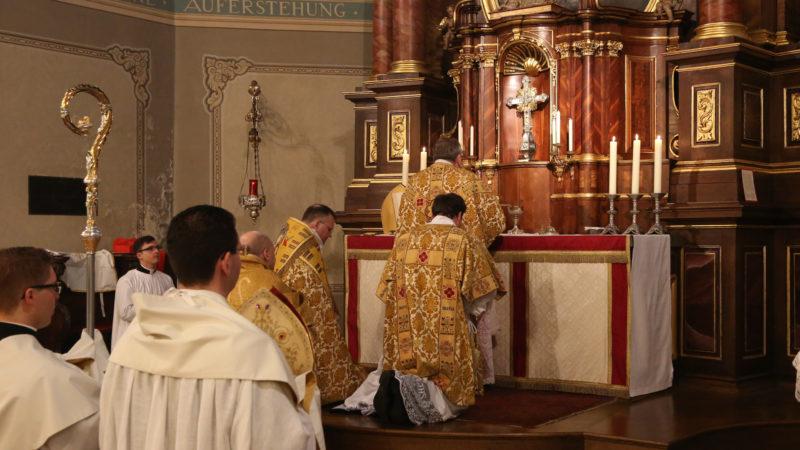 Feierliche Messe im ausserordentlichen Ritus (Deutschland) | © KNA