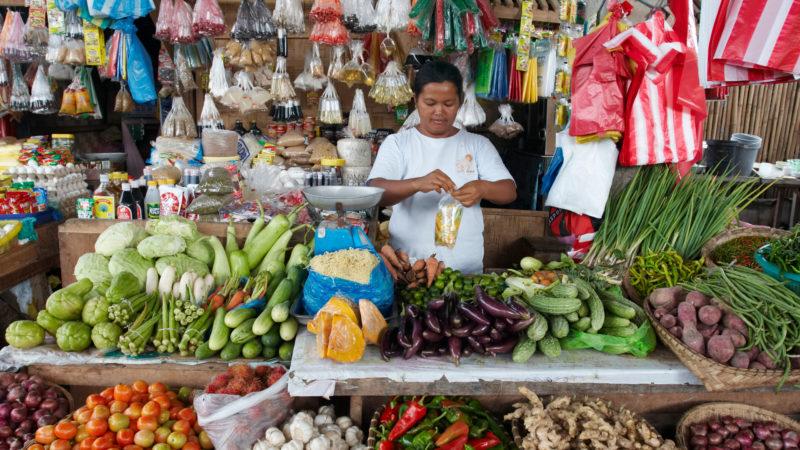 Markt auf den Philippinen   © Fastenopfer