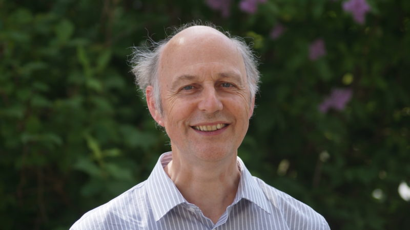 Bruno Strassmann, Präsident des Vereins Tagsatzung | © zVg