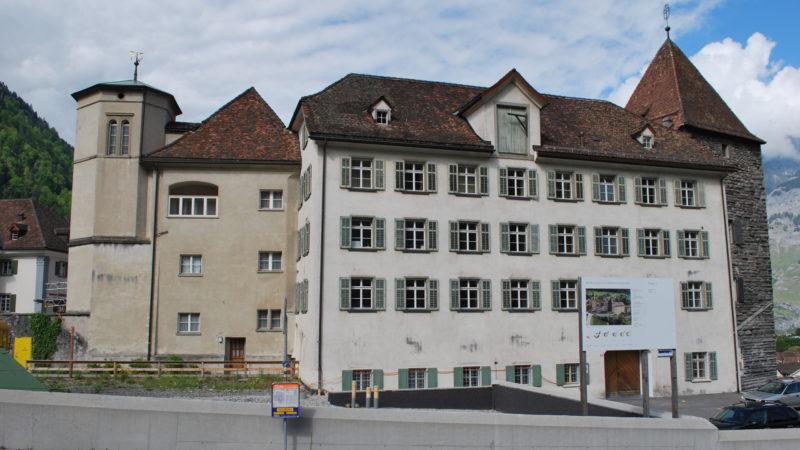 Das bischöfliche Schloss in Chur | © Barbara Ludwig
