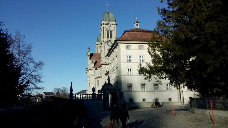 Kloster Einsiedeln   © Sylvia Stam
