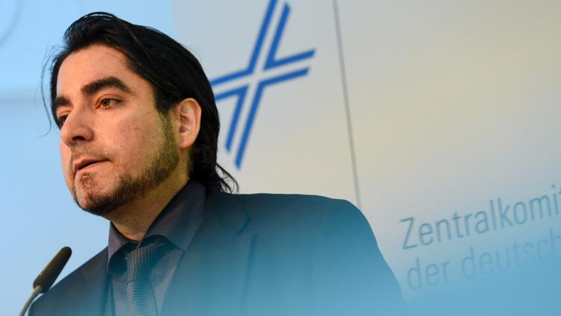 Der deutsche Islamwissenschaftler Mouhanad Khorchide | © kna