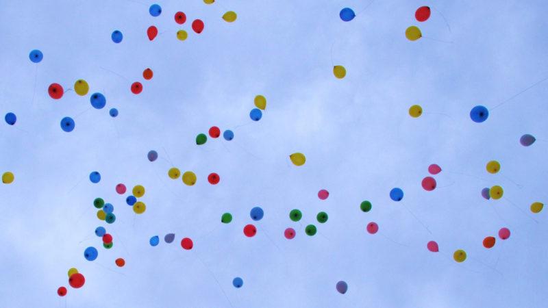 Luftballons | © pixabay.com CC0