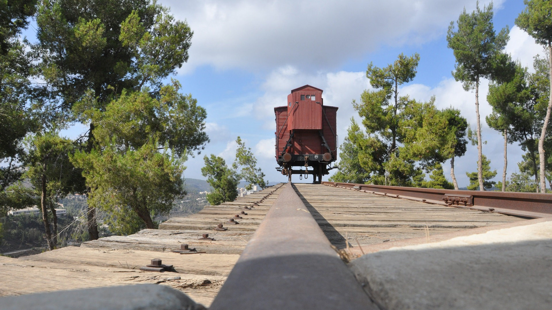 Holocaust-Gedenkstätte Yad Vashem. | © pixabay.com