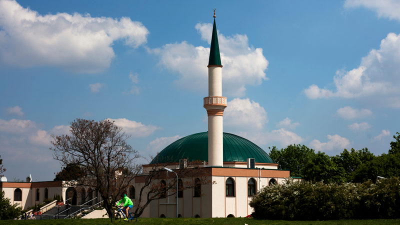Islamisches Centrum in Wien | © Keystone