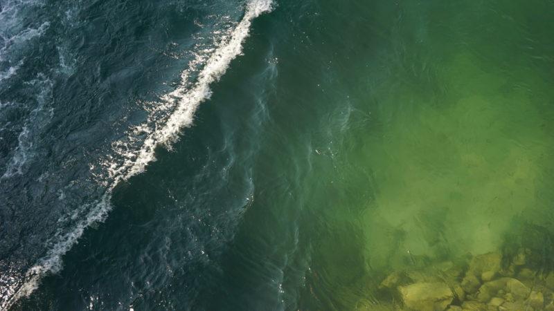 Wie klingen die Wellen der Limmat? | © Vera Rüttimann