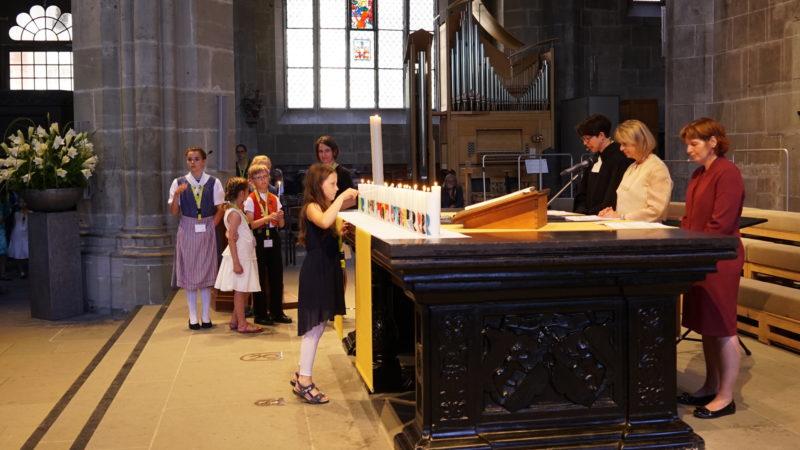 Festgottesdienst «500 Jahre Reformation». | © Vera Rüttimann