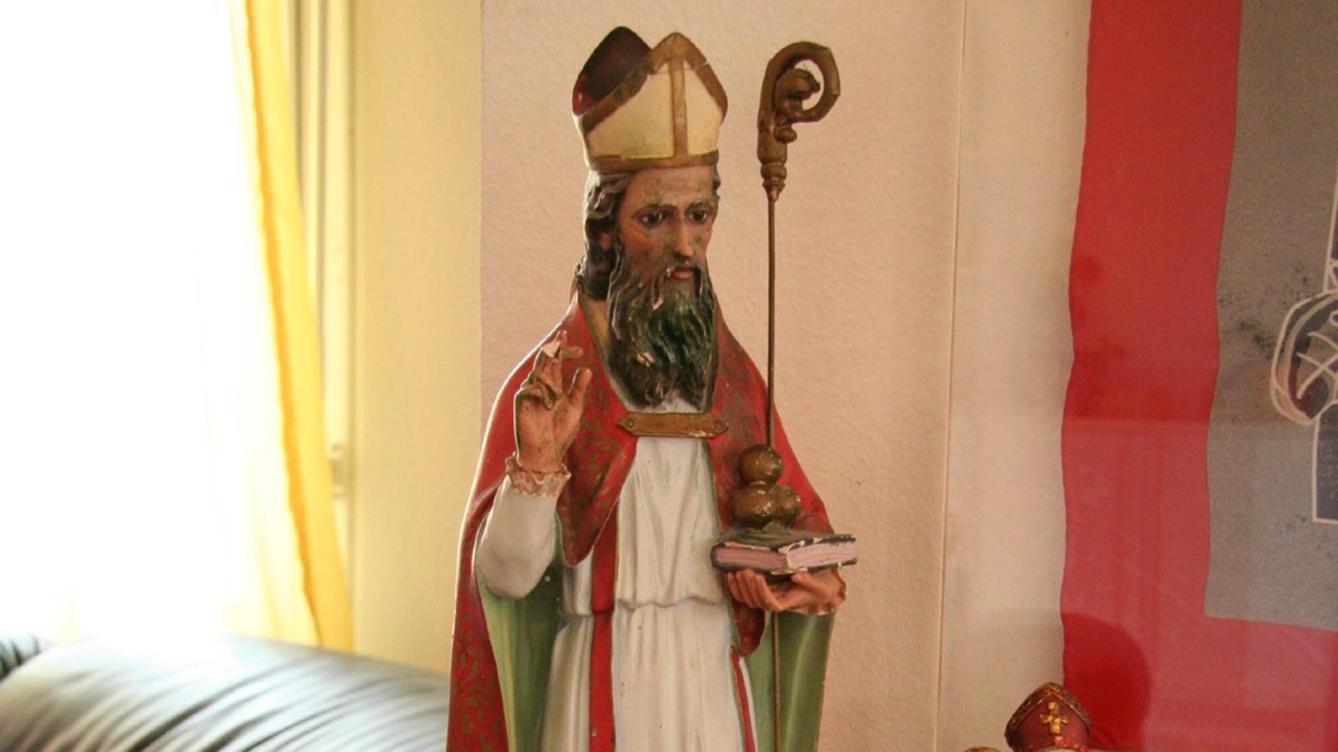 Der Heilige Nikolaus Bringt Russen Die Katholische Kirche Näher