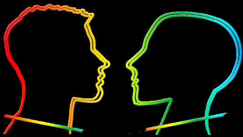 Gesprächskultur | © geralt, pixabay.com CC0