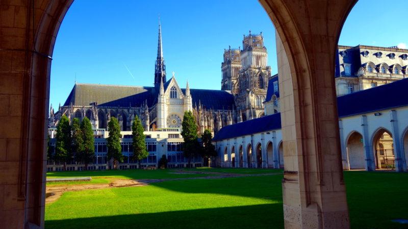 Die Kathedrale von Orléans | © Pilgerkarl / pixelio.de