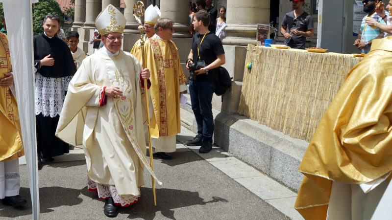 Bischof Vitus Huonder | © Georges Scherrer