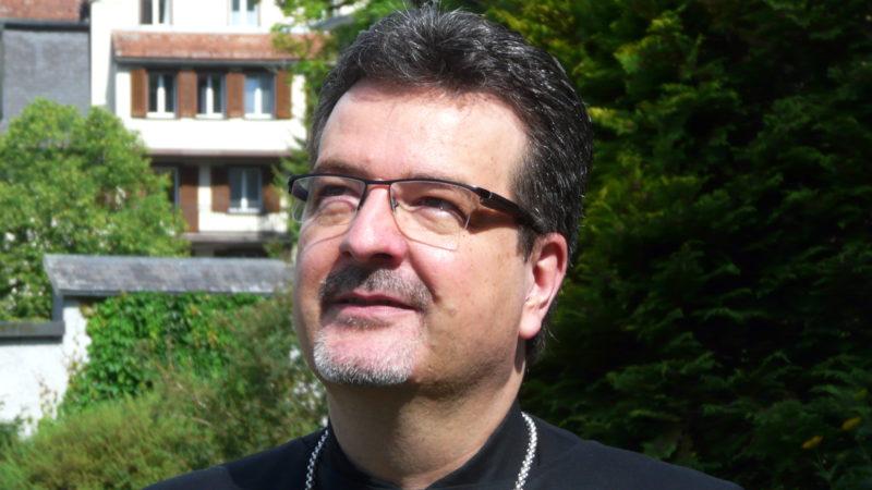 Abt Christian Meyer, Engelberg | © Sylvia Stam