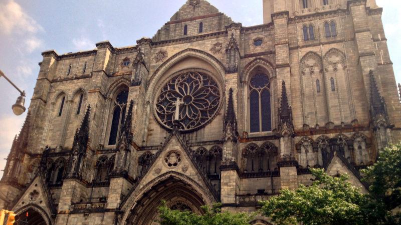 Anglikanische Kathedrale in New York (im Bau) | © Georges Scherrer