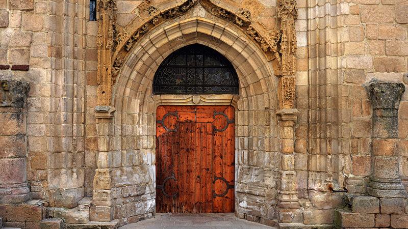 Kirchentür | © Pixabay.com CC0