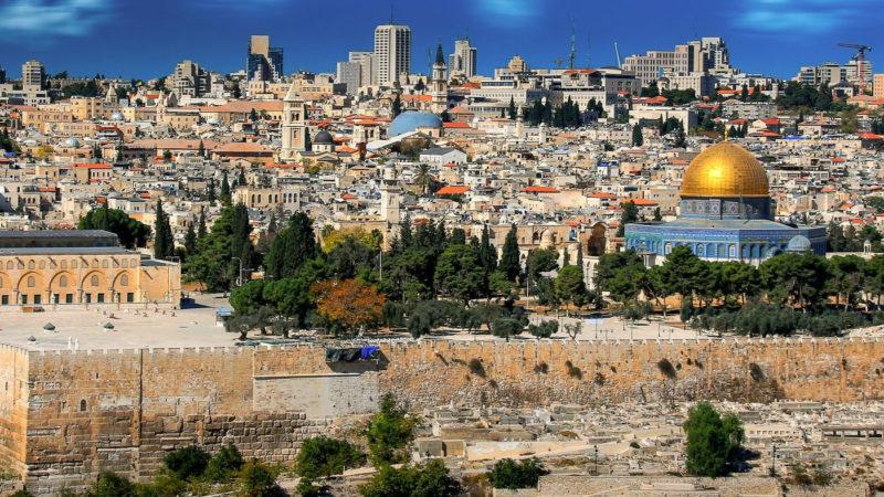 Tempelberg in Jerusalem | © pixabay.com CC0