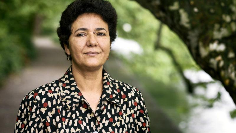 Islamkritikerin Saida Keller-Messahli kritisiert Behörder und linke Politiker scharf  | © Keystone/Christian Beutler