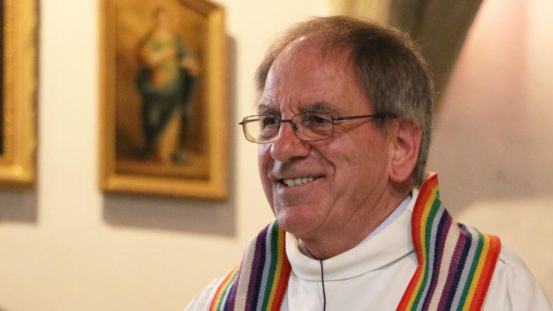 Pfarrer Winfried Baechler | © Christina Mönkehues-Lau