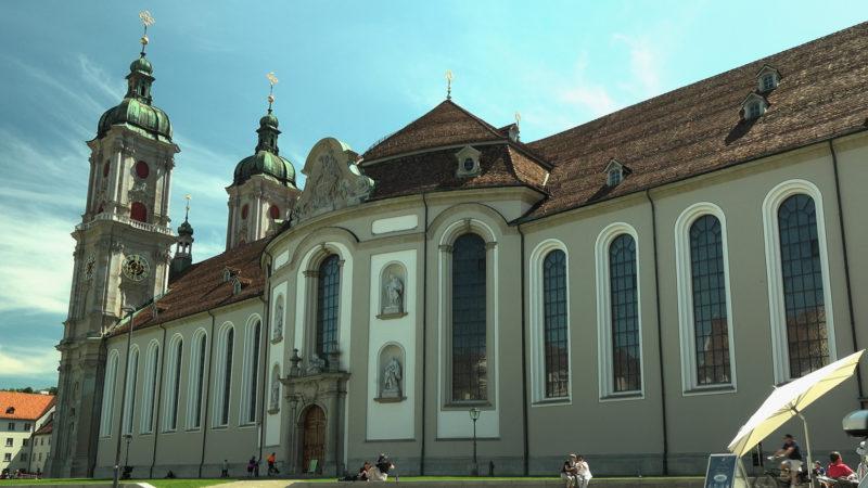 Kathedrale St. Gallen  | © Hans Merrouche
