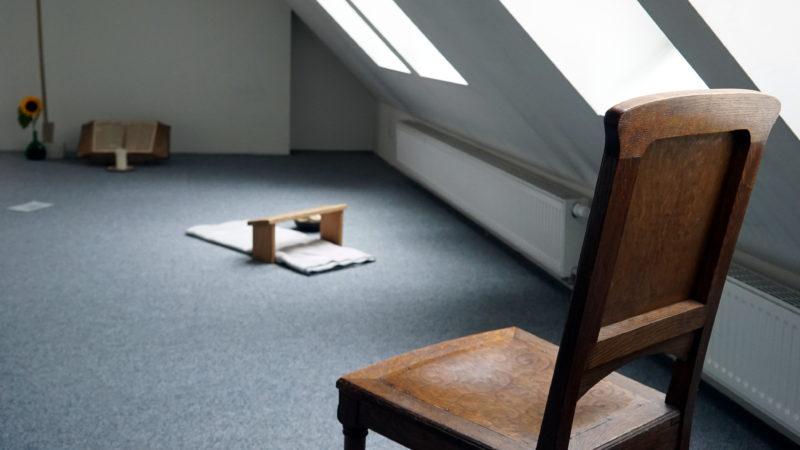 Meditationsraum im Stadtkloster Berlin | © Vera Rüttimann