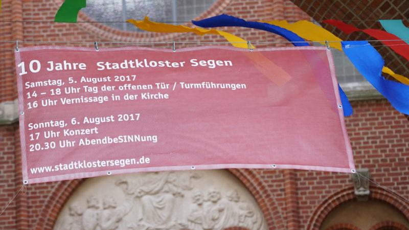 10 Jahre Stadtkloster Segen | © Vera Rüttimann