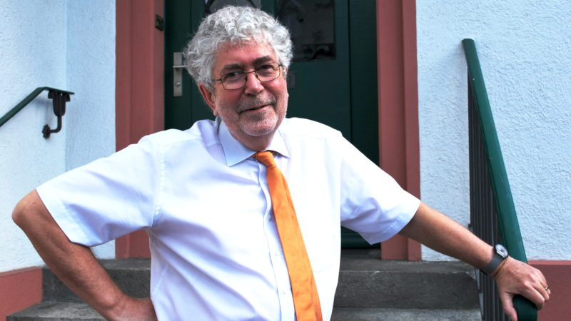Der Basler Psychiater Werner Tschan | © Barbara Ludwig