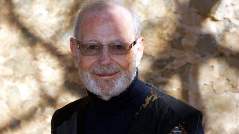 Niklaus Brantschen, Jesuit | © Helmut Harich