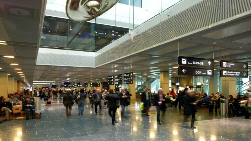 Flughafen Zürich  | © Flughafen Zürich AG
