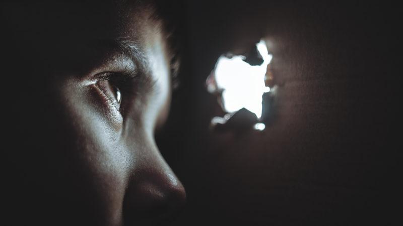 Die Angst eines Kindes | © pixabay.com CC0