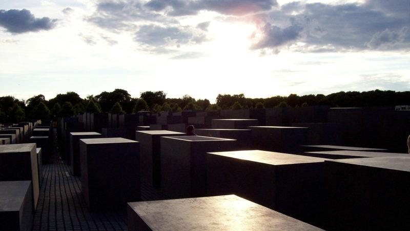 Holocaust Denkmal in Berlin  | © pixabay.com mariamarinb CC0