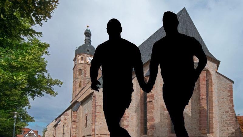 Kirche und Homosexualität | © pixabay.com