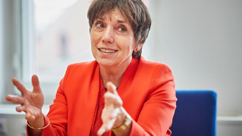 Margot Kässmann, Botschafterin für das Reformationsjubiläum 2017  | © KNA