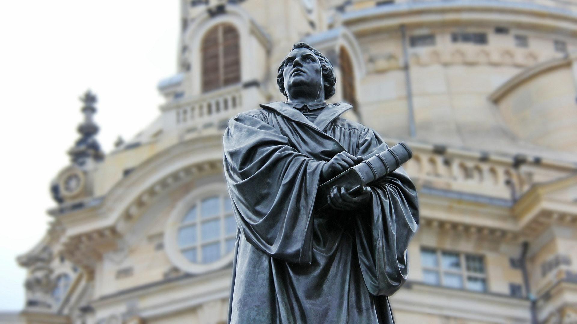 Martin Luther | pixabay.com CC0