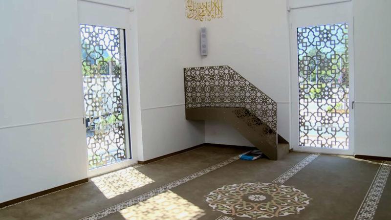 Netstaler Moschee soll etwa 2,5 Millionen gekostet haben | © screenshot youtube.com