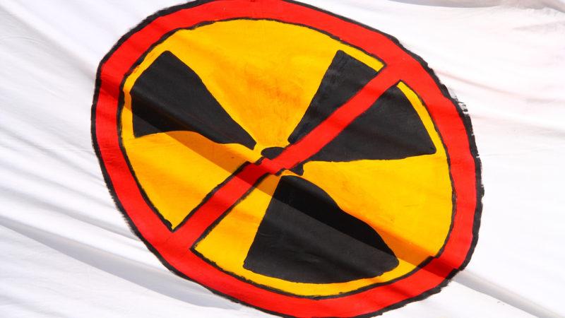 Anti-Atom-Zeichen   © pixabay.com