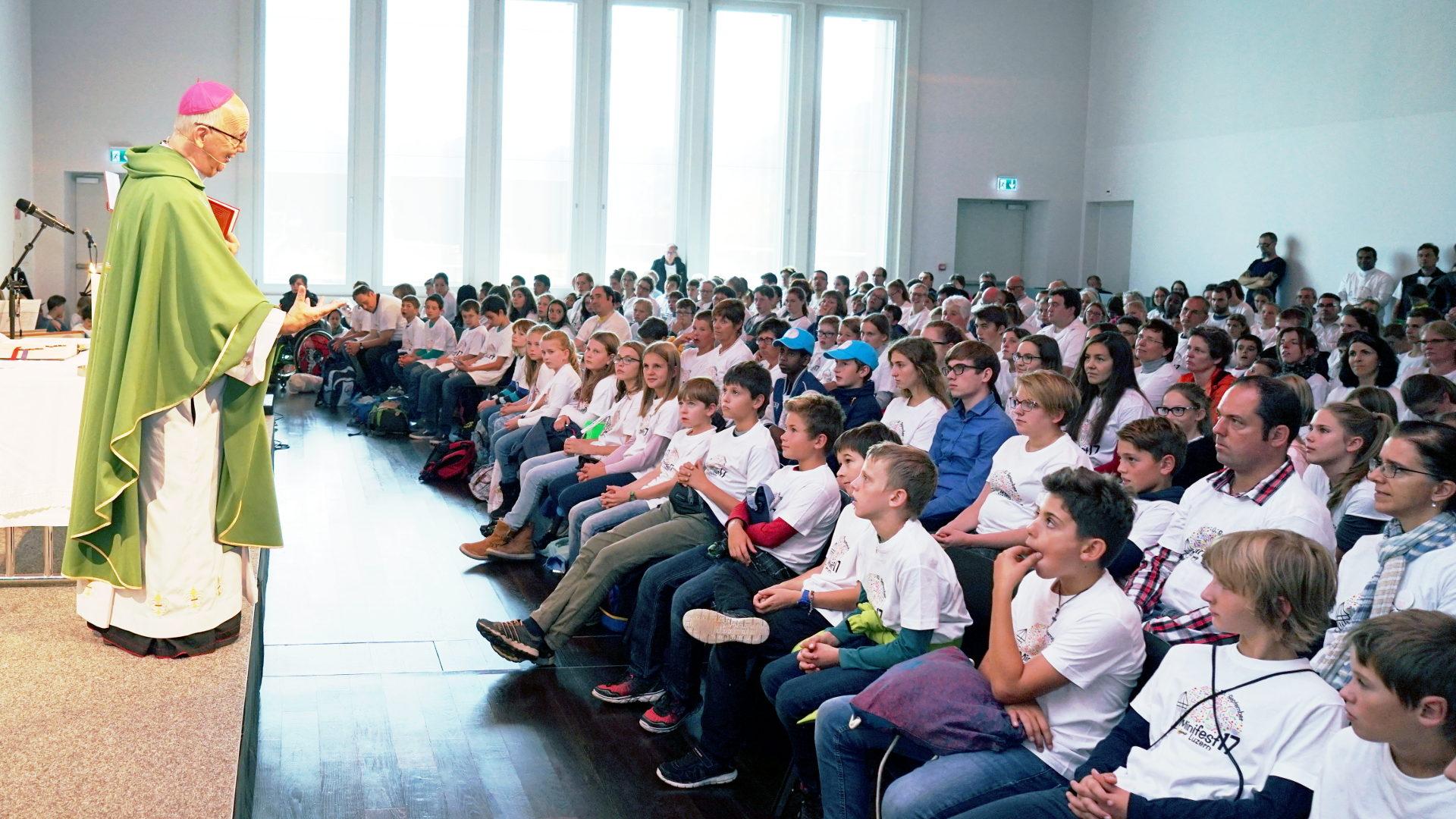 Minifest 2017 in Luzern | © Georges Scherrer